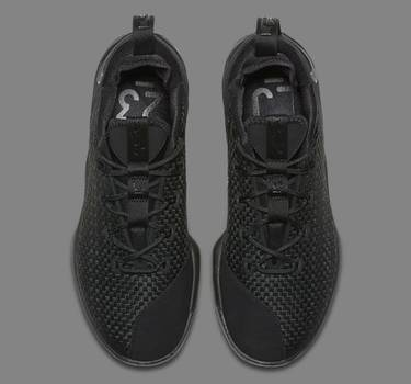 competitive price 516f9 d391a LeBron 14 Low 'Triple Black'