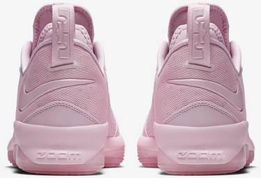 04d3191cf733 LeBron 14 Low  Pink  - Nike - 878636 600