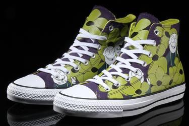 30043b79b1c580 Dinosaur Jr. x Chuck Taylor All Star Pro Hi - Converse - 158663C 501 ...