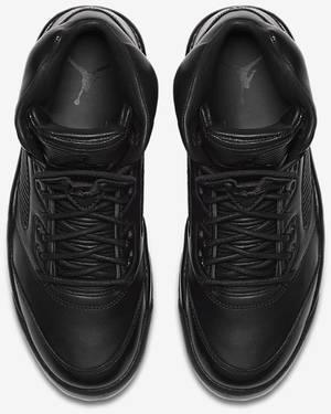 wholesale dealer 4e374 ca4d4 Air Jordan 5 Retro Premium 'Triple Black'