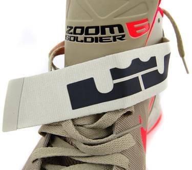 ae629ff8ecf LeBron Zoom Soldier 6  Bamboo  - Nike - 525015 200