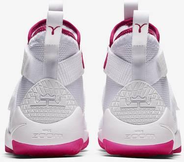 f001c26d950b LeBron Soldier 11 EP  Kay Yow  - Nike - 897644 102