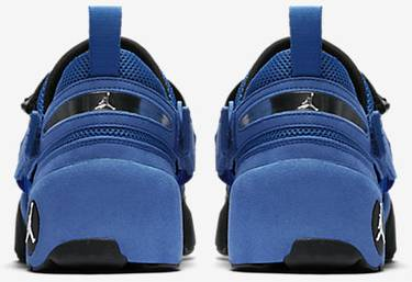 the best attitude cc215 a1b00 Jordan Trunner LX OG  Black White Royal