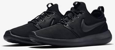 quality design 1af53 de3e3 Roshe Two 'Triple Black' - Nike - 844656 001 | GOAT