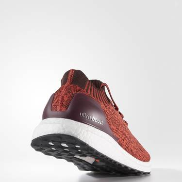 49826c7bc UltraBoost Uncaged  Tactile Red  - adidas - BY2554
