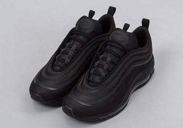 149f8be6d65573 Air Max 97 Ultra 17  Triple Black  - Nike - 918356 002