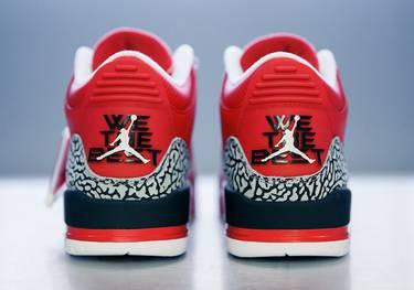 0d468bc5eb1b DJ Khaled x Air Jordan 3 Retro  Grateful  - Air Jordan - AJ3 770438 ...