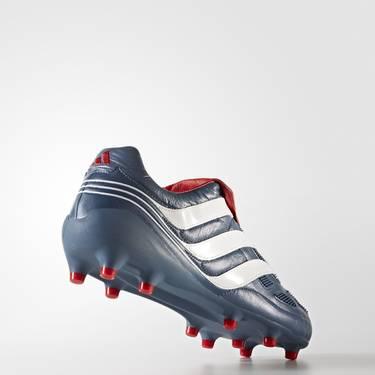 a4be59e1c Predator Precision FG  Blue Grey Red  - adidas - CM7911