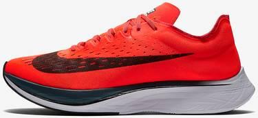 5234ab1a6dd Zoom Vaporfly 4%  Bright Crimson  - Nike - 880847 600