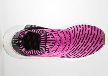 04abdee50e3fb NMD R2 Primeknit  Japan Shock Pink  - adidas - BY9697