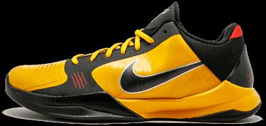 the latest f59b4 ab65e Zoom Kobe 5  Bruce Lee . Nike