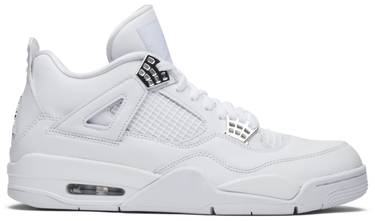 detailing b8dbd 4470e Air Jordan 4 Retro 'Pure Money' 2017