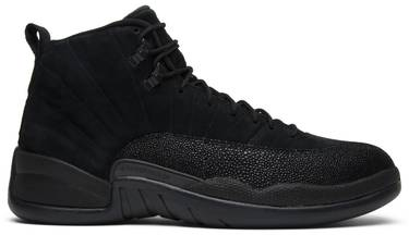 new arrivals 8c4ee dc958 OVO x Air Jordan 12 Retro  Black . Released during the 2017 NBA All-Star  weekend ...