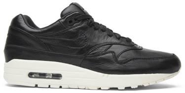 1e02272a18e87 NikeLab Air Max 1 Pinnacle 'Black' - Nike - 859554 003 | GOAT
