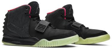 b753e346c8fdf Air Yeezy 2 NRG  Solar Red  - Nike - 508214 006