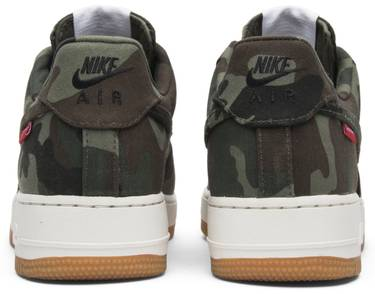 5219f3e9ac8 Supreme x Air Force 1 Low Premium  08 NRG  Camo  - Nike - 573488 330 ...