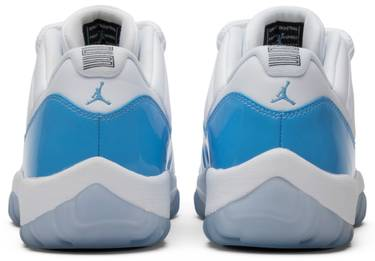the best attitude d6ddf ffb56 Air Jordan 11 Retro Low  UNC