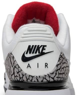 a93de23f0767a8 Zoom Vapor Tour AJ3  White Cement  - Nike - 709998 160
