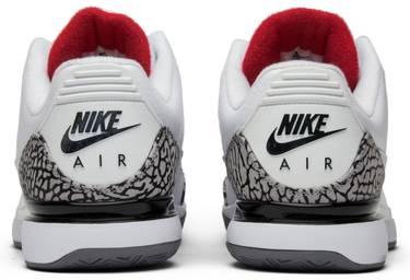 a1706b94084 Zoom Vapor Tour AJ3 'White Cement' - Nike - 709998 160 | GOAT