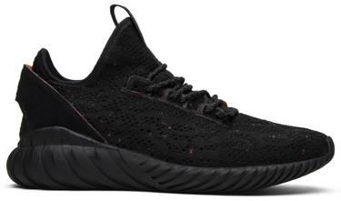 97c4ba6e Tubular Doom Sock Primeknit 'Triple Black' - adidas - BY3559 | GOAT