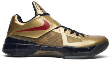 new concept 31318 ba327 Zoom KD 4  Gold Medal