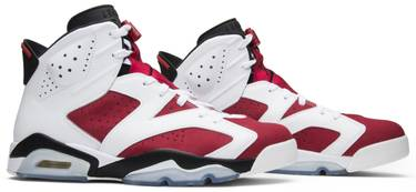 wholesale dealer ed604 7dbde Air Jordan 6 Retro  Carmine  2014