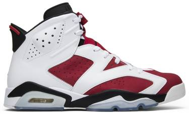 wholesale dealer b5357 aef58 Air Jordan 6 Retro  Carmine  2014