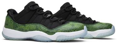 super popular 392c3 176c6 Air Jordan 11 Retro Low 'Snake'