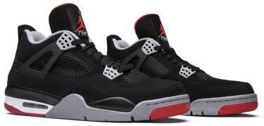 ad50366d56f39b Air Jordan 4 Retro  Bred  2012 - Air Jordan - 308497 089