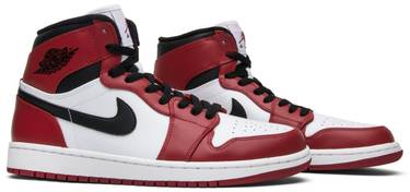 newest collection 6f610 ddb22 Air Jordan 1 Retro High 'Chicago' 2013