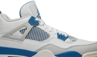 top fashion 723c2 45e61 Air Jordan 4 Retro  Military Blue  2012