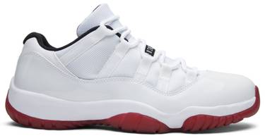 more photos a0a4d b2aa4 Air Jordan 11 Retro Low  Cherry Bottom