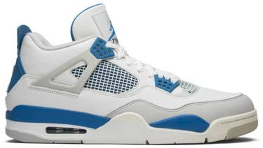 online retailer 36b30 8b45e Air Jordan 4 Retro 'Military Blue' 2012