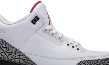 d18d1dad665 Air Jordan 3 Retro 'White Cement' 2011 - Air Jordan - 136064 105   GOAT