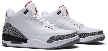 c345ad1b88bc Air Jordan 3 Retro  White Cement  2011 - Air Jordan - 136064 105