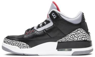 hot sale online 3bf29 af677 Air Jordan 3 Retro 'Cement' 2011