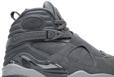 1ee006053722 Air Jordan 8 Retro  Cool Grey  - Air Jordan - 305381 014