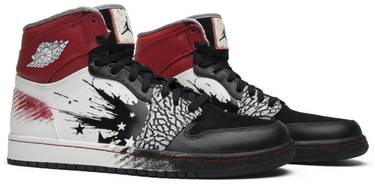 e46d7449e111 Dave White x Air Jordan 1 Retro High  Wings Of The Future  - Air ...