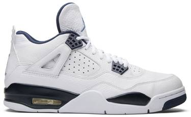 newest c867f 83913 Air Jordan 4 Retro LS  Legend Blue . Released ...