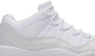 cheap for discount c4324 400ef Air Jordan 11 Retro Low Premium GS  Frost White