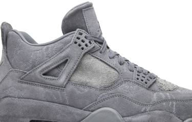 da4ec6c5c83 KAWS x Air Jordan 4 Retro  Cool Grey  - Air Jordan - 930155 003