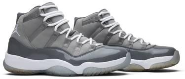 online store b5274 80d54 Air Jordan 11 Retro  Cool Grey  2010