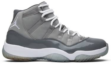 035c08514281 Air Jordan 11 Retro  Cool Grey  2010 - Air Jordan - 378037 001