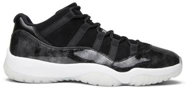 5092a63f7c9 Air Jordan 11 Retro Low 'Barons' - Air Jordan - 528895 010 | GOAT