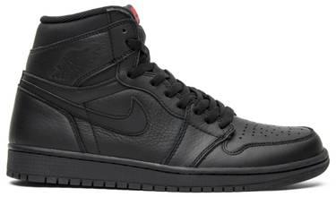 best sneakers e4730 392c0 Air Jordan 1 Retro High OG 'Triple Black'