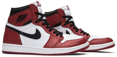 62a36178264 Air Jordan 1 Retro High OG 'Chicago' 2015 - Air Jordan - 555088 101 ...