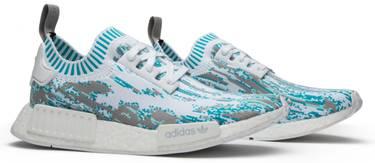 69bdb9ed4f269 Sneakersnstuff x NMD R1 Primeknit  Datamosh  - adidas - BB6364