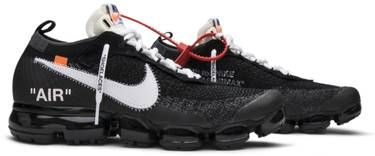 48f55773ace27 OFF-WHITE x Air VaporMax  The Ten  - Nike - AA3831 001