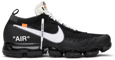 3ccc94d0e08a7 OFF-WHITE x Air VaporMax  The Ten  - Nike - AA3831 001