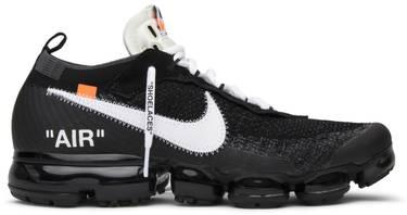 419eaabcee OFF-WHITE x Air VaporMax 'The Ten' - Nike - AA3831 001 | GOAT